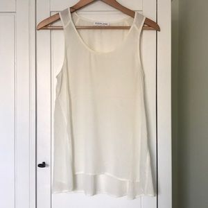 Like New! Everlane Silk Tank